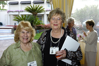 Photo: Jean Ramage and Vermille McLaughlin Sickler