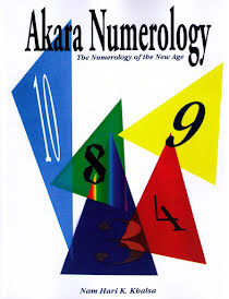 Akara Numerology - bok