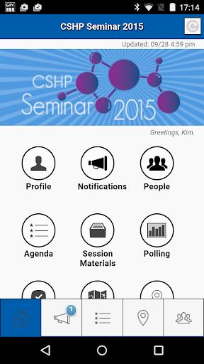CSHP 2015
