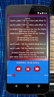 Lagu RizkiRidho Legkap + Lirik - náhled