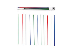 ABS Strands for 3D Pen Variety Pack 40 Strands - 3.00mm