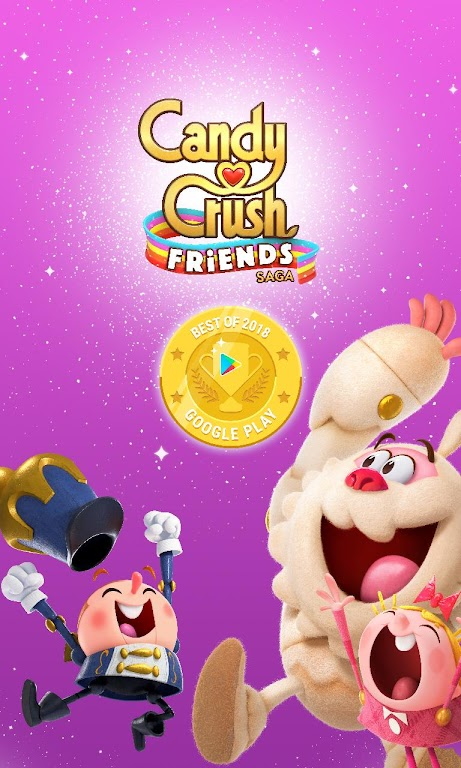 Candy Crush Friends Saga poster 4
