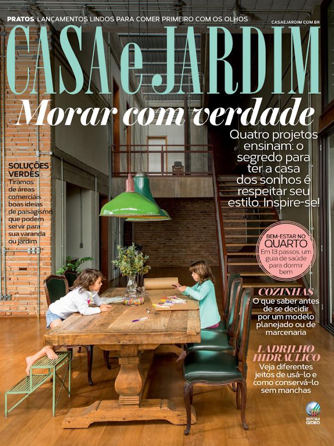 Revista Casa e Jardim- screenshot