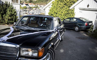 Mercedes-Benz 6.9 Rent Akershus
