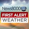 News 8000 | StormTeam 8 First Alert Weather icon