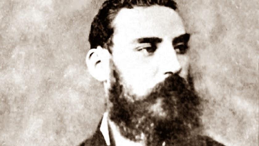 Miguel Garcia Sáez, abogado en la Audiencia de Huércal-Overa, juez municipal y alcalde de Líjar en 1883.