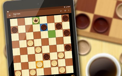 Checkers 8