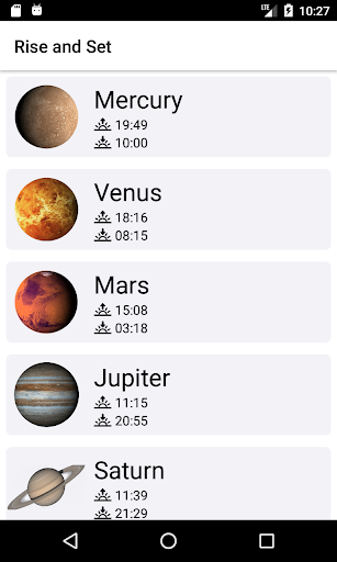 Astroweather 1.1.18 Screenshots 4