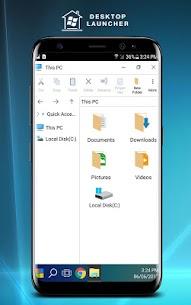 Desktop Launcher – PC style 1.0 Mod APK Latest Version 3