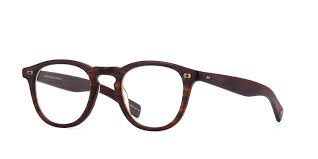Garrett Leight Hampton X 1082 MBRT Glasses | Pretavoir