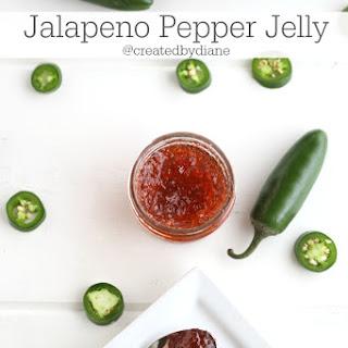 Jalapeño Pepper Jelly.