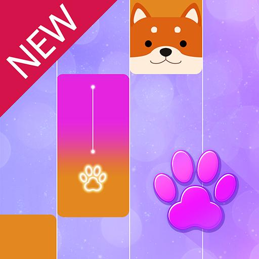 Magic Cat Piano Tiles: Permainan Musik Piano Hewan