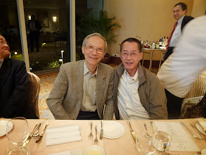 Photo: 劉 校長 同 阿甘