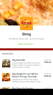 Strog- screenshot thumbnail