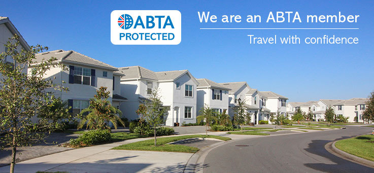 Debbie's Villas are an ABTA member - travel with confidence