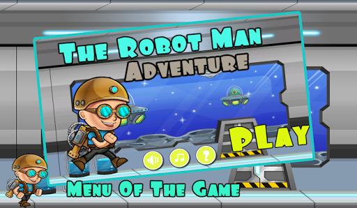 The Robot Man Adventure