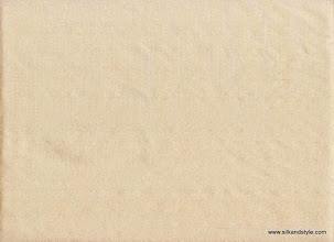 Photo: 100% Powerloom Dupioni Silk - Orient 014