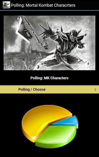 Poll: Mortal Kombat Characters