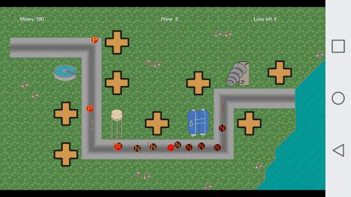 Waste Defence 1.0 screenshots 2