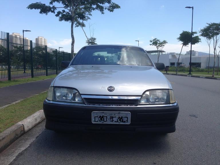 Chevrolet  Omega GLS 2.2 Hire São Paulo