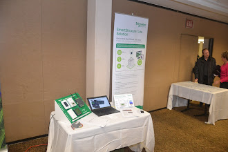 Photo: Tabletop Display - Schneider Electric