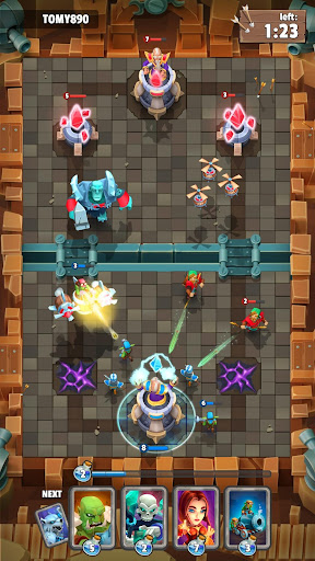 Clash of Wizards: Battle Royale  captures d'écran 4