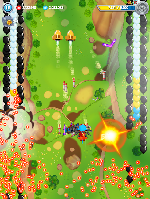 #4. Bloons Supermonkey 2 (Android)