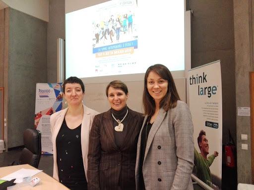 Conférence sur les nouveaux métiers de demain avec Natalie WAGEMANN, DRH Adecco France et Charlotte BENNETOT, Senior Major Spring France le 6 mars à L'IAE Lyon School of Management
