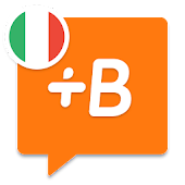 Babbel – Learn Italian Icon