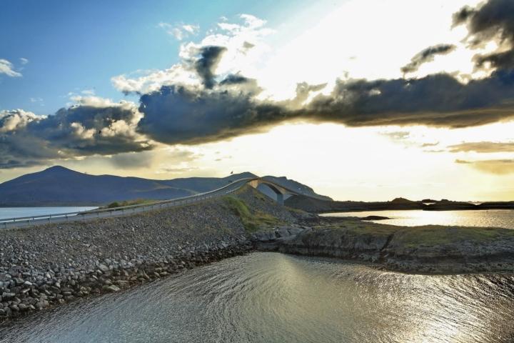 Atlantic's road di ANbepLO foto