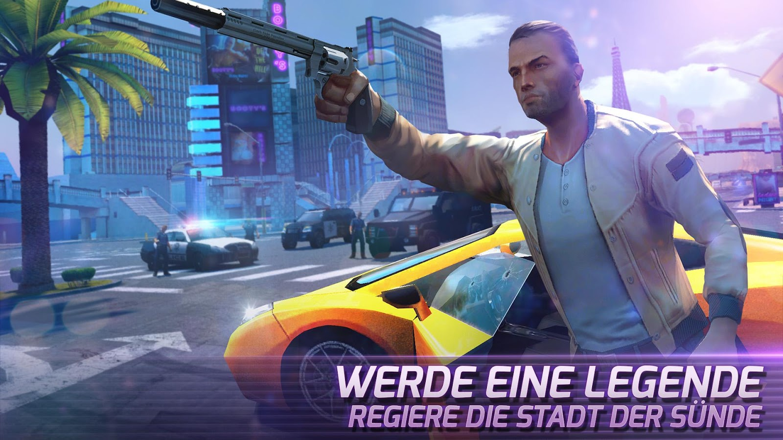 Gangstar Vegas - mafia game – Screenshot