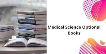 Medical Science Optional Books for UPSC IAS Exam