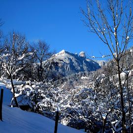 by Izvorul Muntelui Bicaz - Landscapes Mountains & Hills