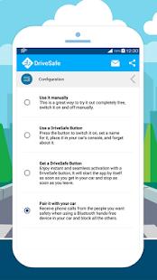 DriveSafe - náhled