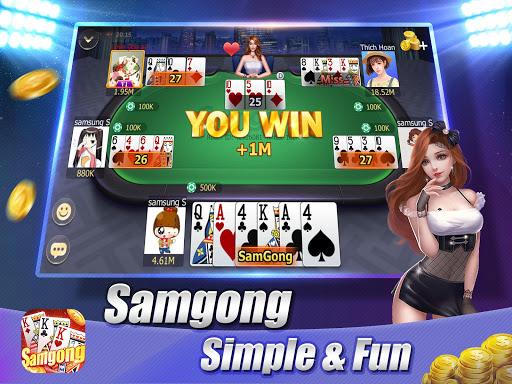 Samgong Indonesia - Classic Poker Card 1.5.5 screenshots 7