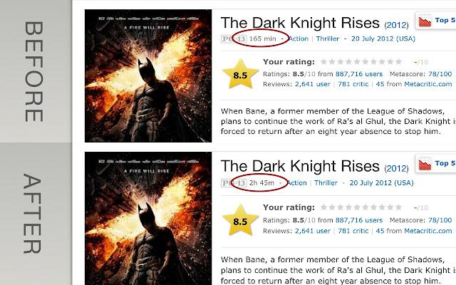 IMDb Runtime