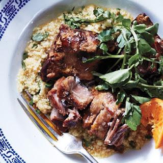 Slow Cooker Marmalade and Vinegar Pork