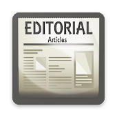 Editorial Articles English