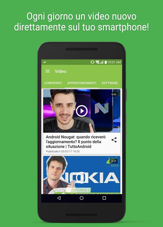 TuttoAndroid - News su Android- screenshot