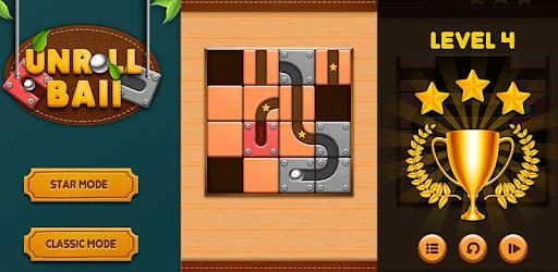 Приложения в Google Play – Unroll Ball - slide block puzzle