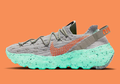 Miami Colors Appear On The Nike Space Hippie 04