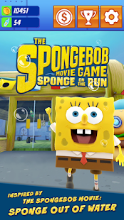 SpongeBob: Sponge on the Run Mod