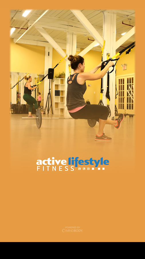 Active Lifestyle Fitness- screenshot