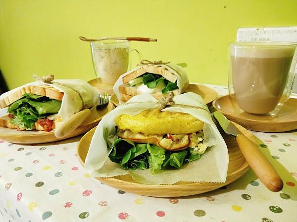 新竹東區 - bigreeny 料理家 健康早餐帶來一日活力 紅藜薑黃生菜 天然又美味 ~ 蘋果的背包食堂