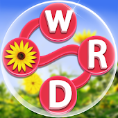 Word Garden Cross--Word Connect Game