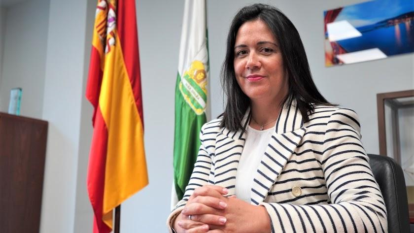 Nuria Gómez,  Sec. Gral. de Regeneración, Racionalización y Transparencia