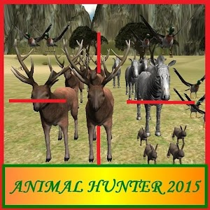 ANIMAL HUNTER 2015 SNIPER 3D for PC and MAC