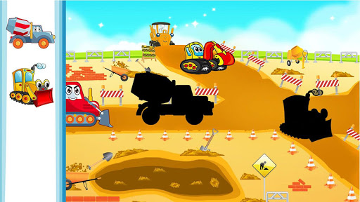 Car puzzles for toddlers screenshot 4