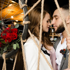 Wedding photographer Darya Chacheva (chacheva). Photo of 23.02.2018