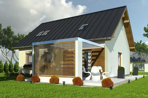 projekt Marcin II bez garażu B